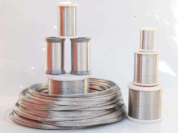Stainless Steel Wire(Mesh Weaving)